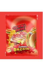 "Мармелад Gummi Zone ""ХотДог"" 88 гр"