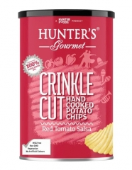 Чипсы Hunter`s Gourmet Острый Перец Чили 140 гр