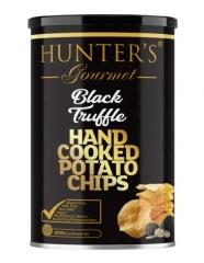 Чипсы Hunter`s Gourmet Черный трюфель 150 гр