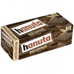 Вафли Hanuta Brownie Style 220 гр