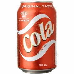 Напиток Harboe Cola Харбо кола 330 мл