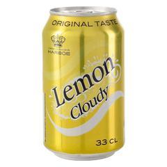 Напиток Harboe Lemon Cloudy Харбо лимон 330 мл