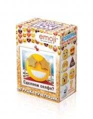 Карамель и фигурка Emoji Happy Box 18 гр