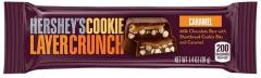 Шоколадный батончик Hershey's Cookie Layer Crunch Caramel 39 грамм