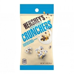 Конфеты белый шоколад с кусочками печенья Hersheys COOKIES N CREME 51 грамм