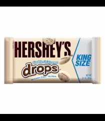 Драже в глазури из белого шоколада с кусочками печенья Hersheys COOKIES N CREME 59 грамм