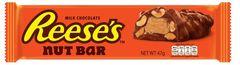 Шоколадный батончик Hersheys Reeses Nut Bar с орехами 47 грамм