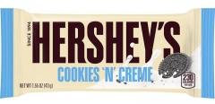 Белый шоколад Hershey's Reese's с печеньем 43 грамма