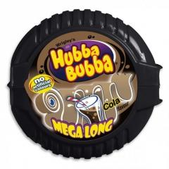 Жевательная резинка лента Wrigley's Hubba Bubba Cola 56 грамм