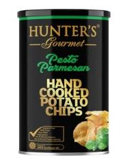 Чипсы Hunter`s Gourmet Песто Пармезан 150 гр
