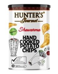 Чипсы Hunter`s Gourmet Шаверма 150 гр