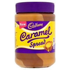 Шоколадная паста Cadbury Caramel spread 400 грамм