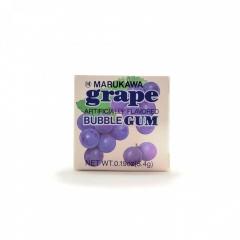 MARUKAWA жевательная резинка со вкусом винограда 5,5 грамм