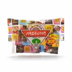 Шоколад TIROL ассорти 27 штук 172 грамм