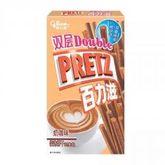 """Хлебные палочки """"Pretz"""" со вкусом кофе 50 грамм"""