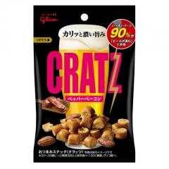 Снэк Gratz со вкусом BBQ 42 гр