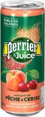 Газированный напиток Perrier Персик-Вишня 250 мл