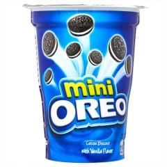 Печенье Oreo Mini Vanilla Cookies (Ванильный крем) 61.3 грамма