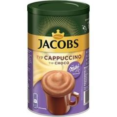 Кофейный напиток Jacobs Choco Cappuccino Milka 500 гр