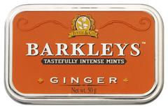 Леденцы BARKLEYS Mints – Имбирь