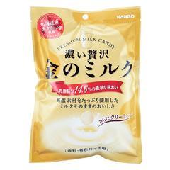 Kanro Premium молочная карамель 80 грамм