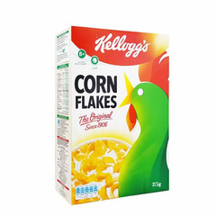 Сухой завтрак Kellogs Corn Flakes 375 грамм