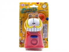 Жвачка гарфильд Kidsmania Garfield в диспенсере 20 грамм