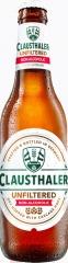 Пиво Clausthaler светлое нефильтр. б/а 330 мл