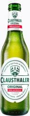 Пиво Clausthaler Ориджинал светлое б/а 330 мл