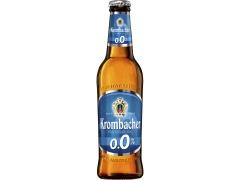 Пиво Krombacher светлое б/а 330 мл