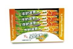 Жевательная конфета Great Wow Ананас 13 грамм