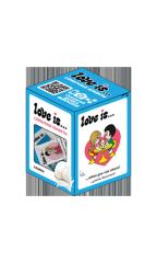 Жевательные конфеты LOVE IS со вкусом Сливок 105 гр