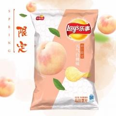 Чипсы Lay's со вкусом персика 65 грамм