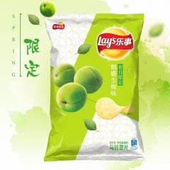 Чипсы «Lay's» со вкусом сливы 65 грамм