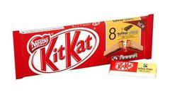 KitKat 2 Finger Toffee Treat 165.6 грамм