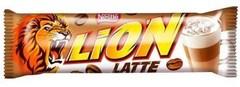 Шоколадный батончик Lion Latte Nestle (Лион Латте) 40 грамм