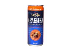 Напиток кофейный безалкогольный Arabica 235мл