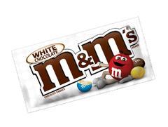 Шоколадное драже M&Ms White Chocolate с белым шоколадом 42.5 грамм