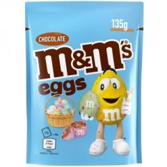 Шоколадное драже M&Ms в форме яиц 135 гр