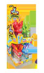 Леденец Johny Bee Squeeze Pop Mania 23 гр