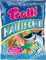Мармелад Trolli Акулы 200 гр