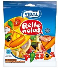 Мармелад Vidal Пицца 100 гр
