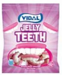 Мармелад Vidal Желейные Зубы 100 гр