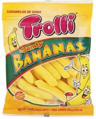 Мармелад Trolli Бананы 100 гр