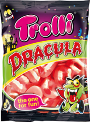 Мармелад Trolli Дракула 200 гр