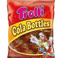 Мармелад Trolli Кола бутылочки 100 гр