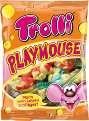 Мармелад зефирный Trolli Мышки 100 гр