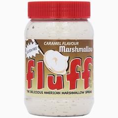 Marshmallow Fluff Caramel зефир кремовый