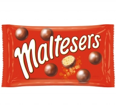 Шоколадные шарики Maltesers 37 грамм