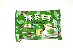 Шоколад TIROL matcha (с зеленым чаем) 35 грамм